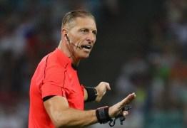 Fifa escolhe árbitro do jogo de abertura da Copa do Mundo