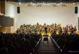 Orquestra Sinfônica Jovem da Paraíba apresenta concerto com execução de música brasileira