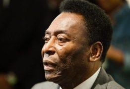 Pelé reage bem a medicamentos, segue internado e cancela viagem aos EUA