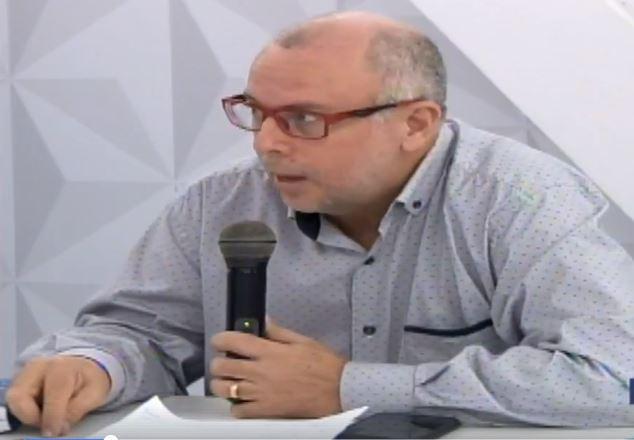 renato césar master news - VEJA VÍDEO: 'O voto de Bolsonaro é um voto anti-PT e está consolidado', afirma o analista Renato César