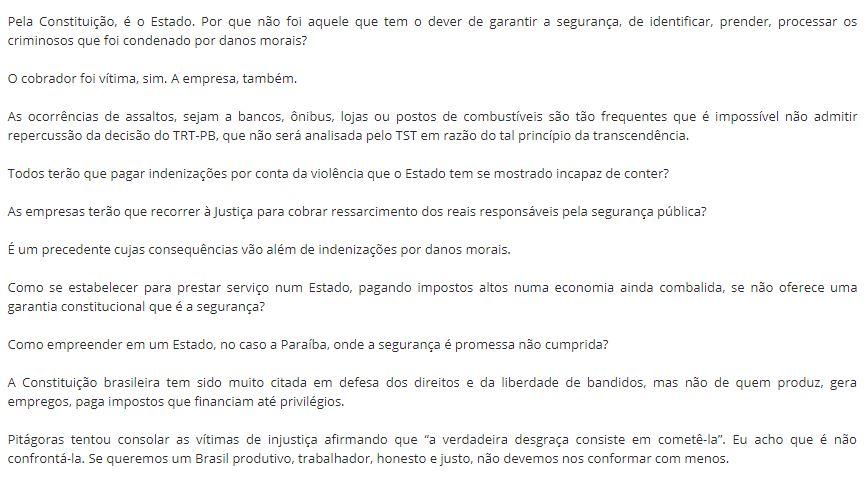 roberto cavalcanti 2 - ROBERTO JÁ ESCOLHEU UM LADO: Sistema Correio abre as 'baterias' contra o Governo Ricardo Coutinho
