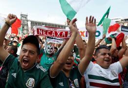 Jogo do México iguala Super Bowl e bate recorde de audiência online nos EUA