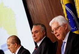 PAGAMENTO DE PROPINA: PF pede quebra do sigilo telefônico de Temer, Padilha e Moreira Franco