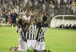 Treze enfrenta Esporte de Patos no segundo dia da primeira rodada do Campeonato Paraibano