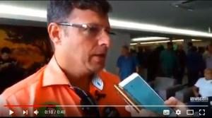 vitor hugo 300x167 - VEJA VÍDEO: Prefeito de Cabedelo declara apoio à Manoel Júnior e afirma estar em negociação com João Azevedo