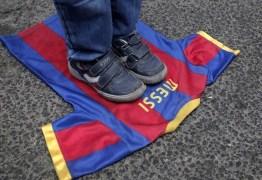 Dirigente Palestino diz para fãs queimarem camisas de Messi se ele jogar amistoso em Jerusalém