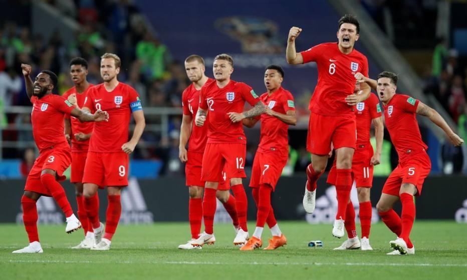 1530651664112 - COPA NA RÚSSIA: Inglaterra elimina Colômbia nos pênaltis e vai enfrentar a Suécia nas quartas