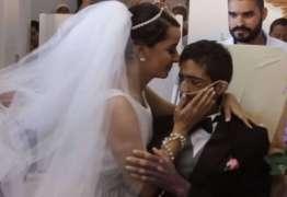 Noivo morre de câncer dias após se casar em hospital – VEJA VÍDEO
