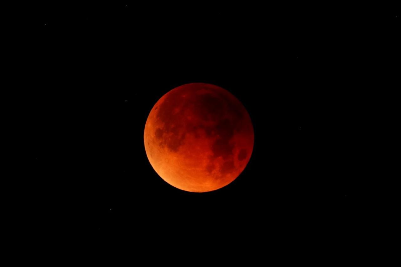 2018 01 31t140159z 401713442 rc1a507dca30 rtrmadp 3 lunar eclipse usa - Eclipse do século e Lua de sangue pode ser visto em João Pessoa, nesta sexta