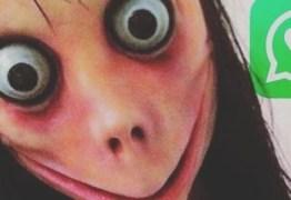 Momo, perfil sinistro do WhatsApp, na verdade pode roubar seus dados