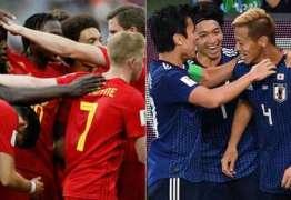 Bélgica vira sobre o Japão e será adversária do Brasil nas quartas de final -VEJA MELHORES MOMENTOS
