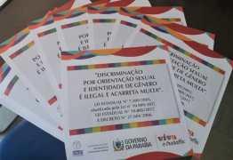 Cartaz contra LGBTfobia completa um ano com festa na próxima sexta-feira
