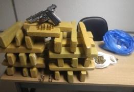 Operação de combate ao tráfico de drogas apreende 46 kg em João Pessoa