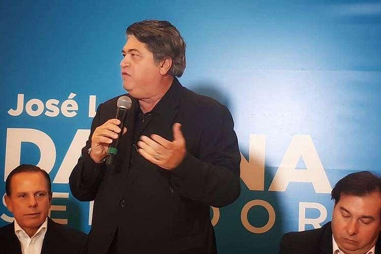 AAzOpiM - Datena desiste de candidatura ao Senado: 'Não me sinto preparado'