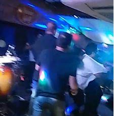 festa termina em briga em bar na orla de João Pessoa