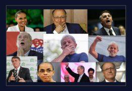 O GOOGLE E AS ELEIÇÕES PRESIDENCIAIS: Veja as fotos mais associadas aos candidatos