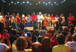 """Vocalista da banda Tribo de Jah agradece gesto pessoal de RC: """"Nenhum governador do Brasil havia me convidado antes para cantar em evento público"""""""