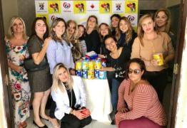 Creci-PB doa alimentos a entidade filantrópica em João Pessoa