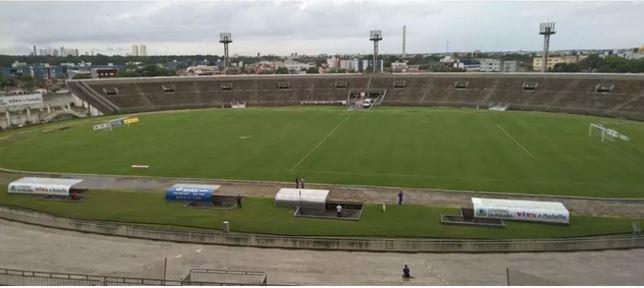Capturar 48 - CAMPEONATO BRASILEIRO: Treze recebe o Imperatriz  no Estádio Amigão nesta segunda-feira