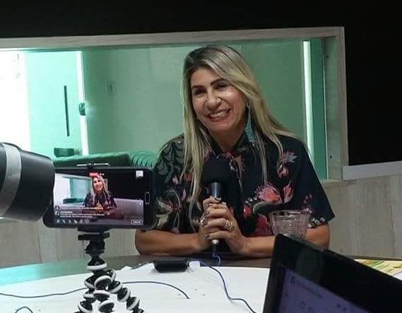 EDNA HENRIQUE - TCE aprova contas da ex-prefeita de Monteiro Edna Henrique