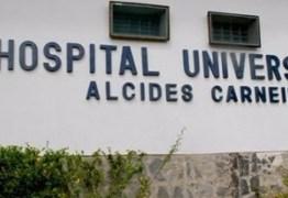 Hospital Universitário de Campina Grande contrata 293 funcionários após adesão à Ebserh