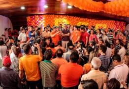 Lideranças parabenizam Veneziano pelo aniversário e destacam trabalho pela Paraíba