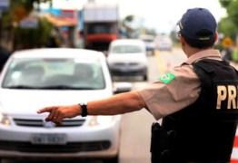 PRF registra 150 acidentes com 11 mortes durante São João na Paraíba