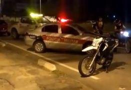 Motociclista morre após colidir com cavalo na BR-230