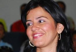 Pollyana Dutra recua de candidatura a vice de João Azevedo para focar na campanha de deputada estadual