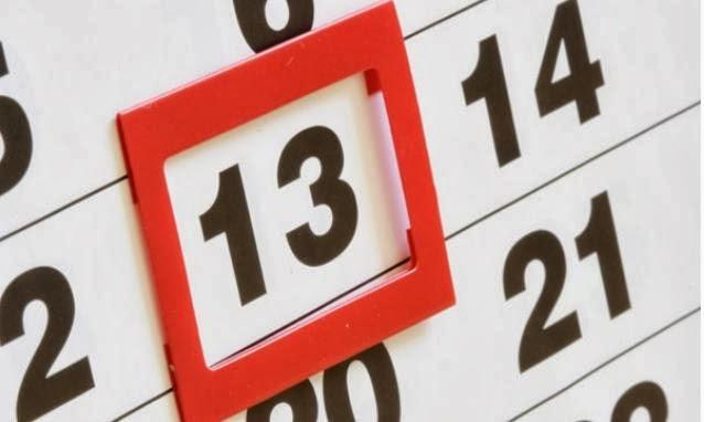 SEXTA FEIRA - SUPERSTIÇÕES A PARTE: astróloga diz que sexta-feira 13 não é um dia ruim