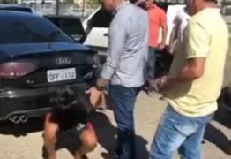 'CHAPOLIN': Dupla é presa após furtar veículos em estacionamento de shopping