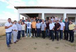 Lideranças do Curimataú se reúnem para fortalecer pré-campanha de João Azevêdo