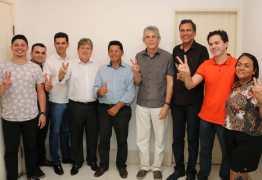 Filiados ao PSD, prefeito e vereadores de Dona Inês aderem à pré-candidatura de João Azevêdo
