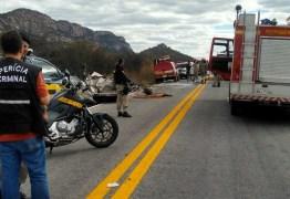 ALPB emite nota de pesar após grave acidente no Vale do Piancó