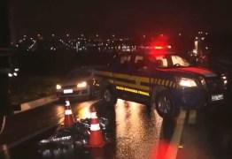 Homem é atropelado, foge de hospital e morre em outro acidente, na Paraíba