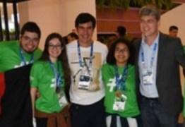 Aluno do SESI e SENAI da Paraíba vence Grand Prix de Inovação em Brasília