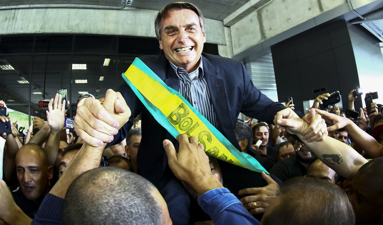 b1 - Jair Bolsonaro lança jingle para campanha à Presidência do Brasil - OUÇA!