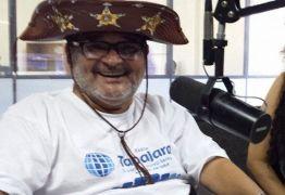 Missa de sétimo dia de Bolinha acontece neste domingo, no jardim da Rádio Tabajara