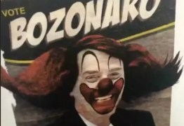 VEJA VÍDEO: Cavalera lança camiseta com Bolsonaro 'palhaço Bozonaro' e viraliza
