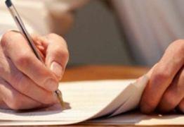 Terminam hoje as inscrições para o processo seletivo da Prefeitura de Lucena