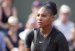 Serena Williams se diz vítima de 'discriminação' em exames antidoping