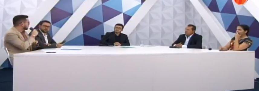 debate 20072018 - 'Começou a querer ser um Bolsonaro da esquerda', Amara Alcântara critica posturas de Ciro Gomes