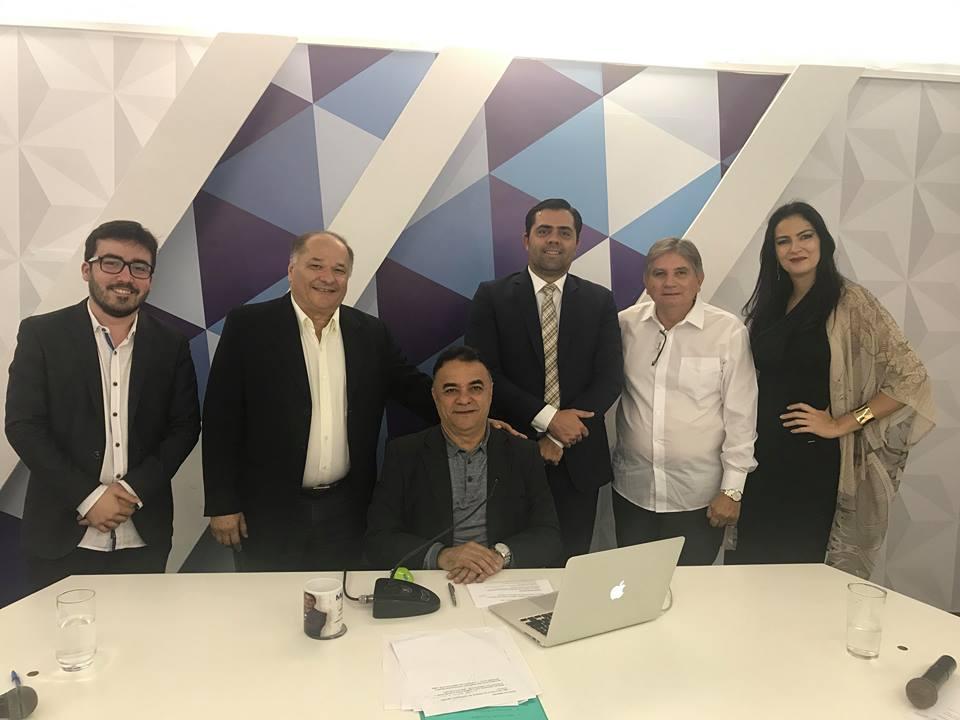 debate master news 27072018 - 'Mesmo preso Lula segue na frente', Professor União aponta ex-presidente como principal nome da semana
