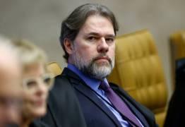 Toffoli diz saber que terá que ir contra suas convicções na presidência do STF
