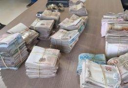 Com atitude suspeita, jovens são detidos com R$ 145 mil em espécie no Bessa