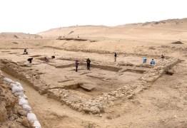 BEBEDEIRA SANTA: fábrica de cerveja de 4,5 mil anos é encontrada no Egito