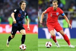 esporte copa luka modric harry kane1 300x200 - Croácia e Inglaterra disputam a chance de enfrentar a França na final
