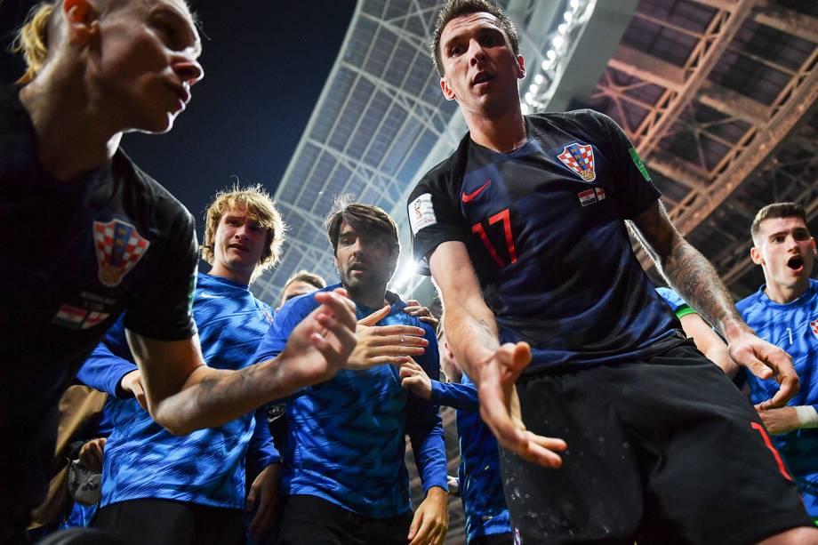 esporte copa semi final ing cro 20180711 0035 copy - Fotógrafo derrubado por croatas diz que irá torcer por eles na final da Copa