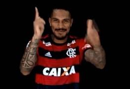 Flamengo confirma a liberação de Guerrero e peruano pode enfrentar o São Paulo