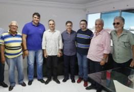 Ex-prefeito de Sousa filiado ao MDB declara apoio a pré-candidatura de Lucélio Cartaxo ao Governo do Estado